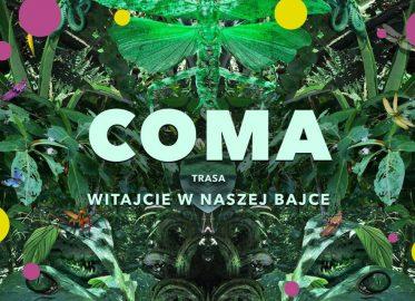 Coma | koncert (Łódź 2019)