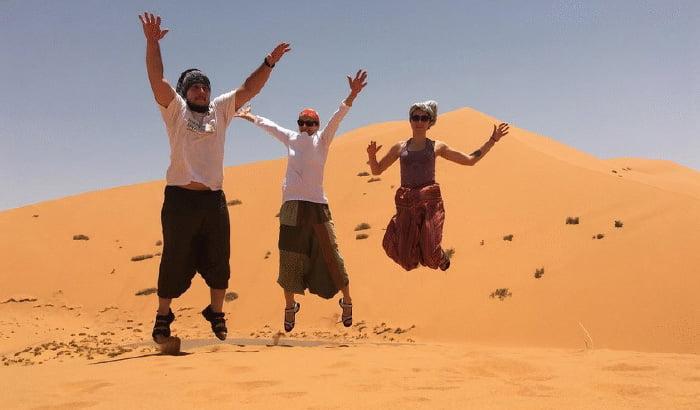 Oko na Maroko | spotkanie z Beatą Latos