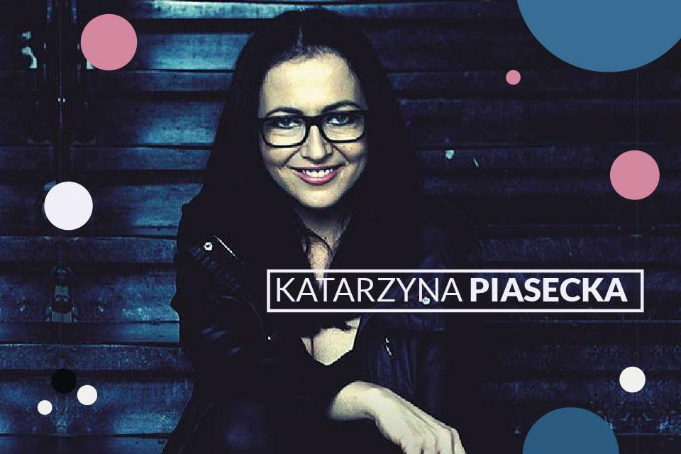 Katarzyna Piasecka | Stand-up comedy (Łódź 2018)