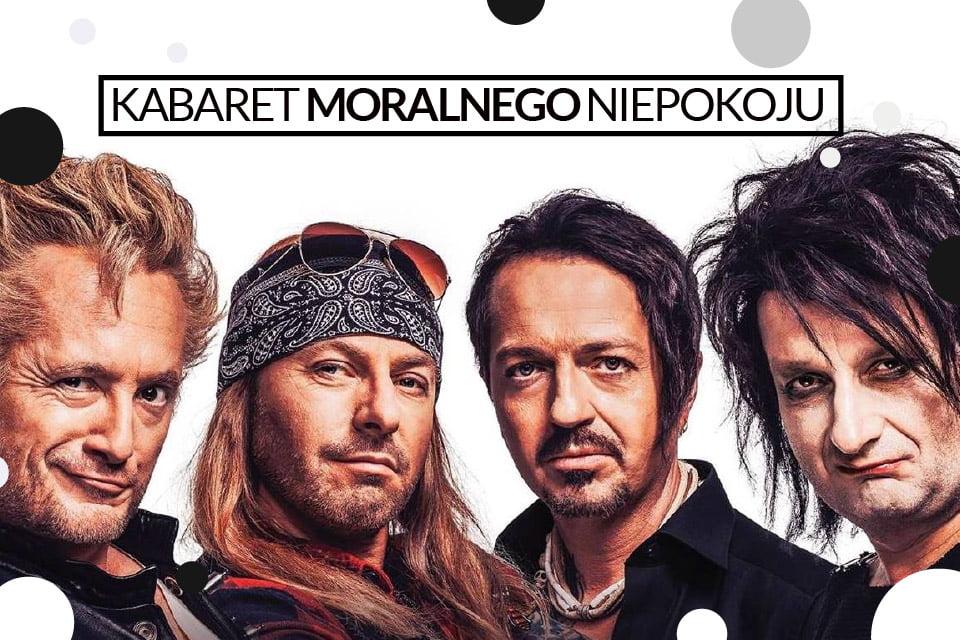 Kabaret Moralnego Niepokoju - Tego jeszcze nie grali (Łódź 2019)