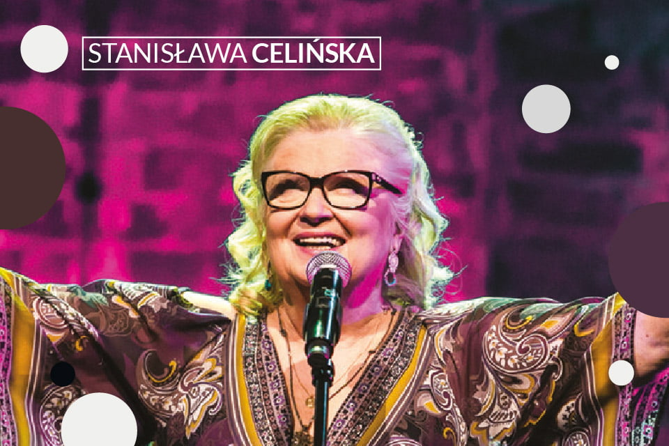 Stanisława Celińska | koncert (Łódź 2019)