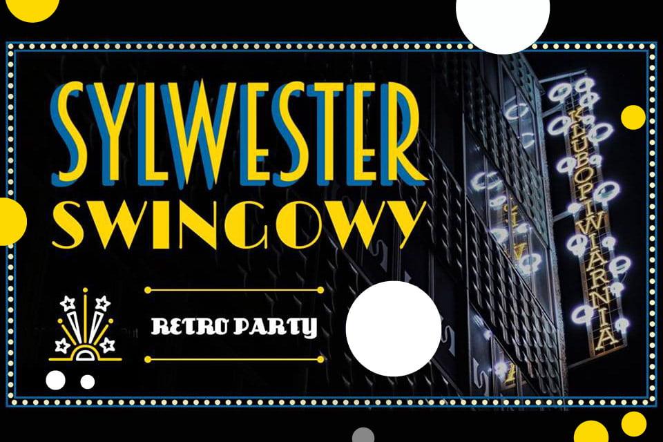 Sylwester swingowy | Sylwester 2018/2019 w Łodzi
