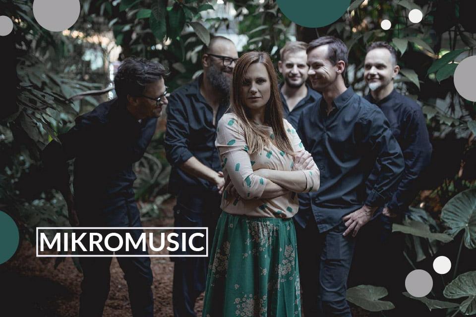 Mikromusic | koncert - Letnie Brzmienia w EC1 w Łodzi 2021