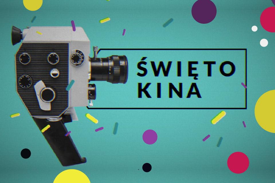 Święto Kina Łódź 2018 | lista kin biorących udział w akcji