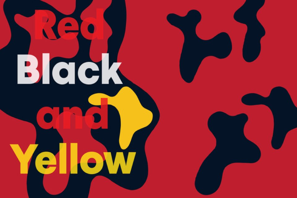 Red Black and Yellow - Veronica Taussing | wystawa
