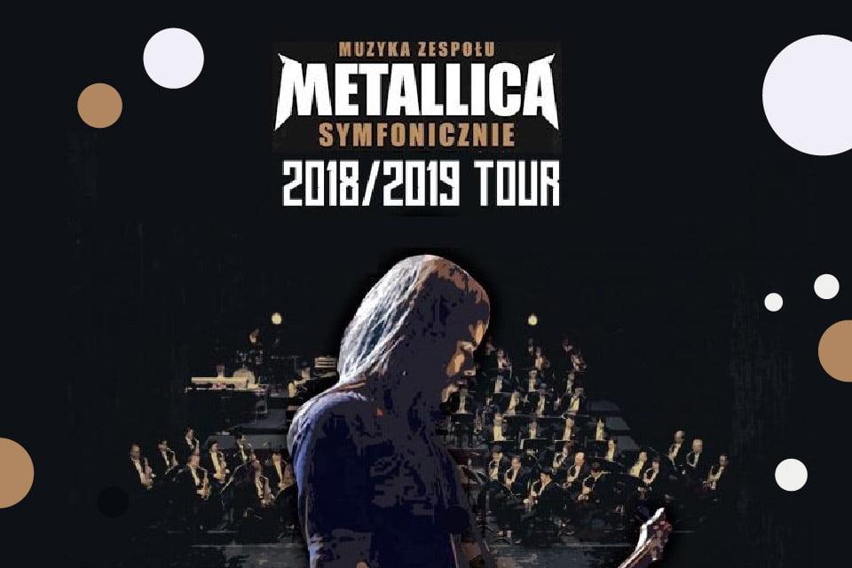 Metallica Symfonicznie - Scream Inc.   koncert (Łódź 2019)