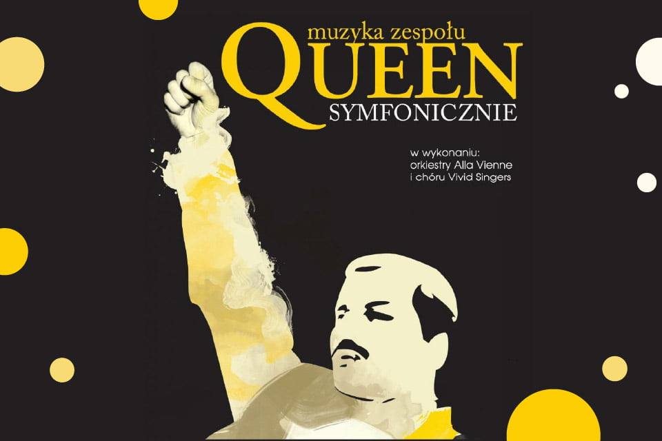 Queen Symfonicznie (Łódź 2019)