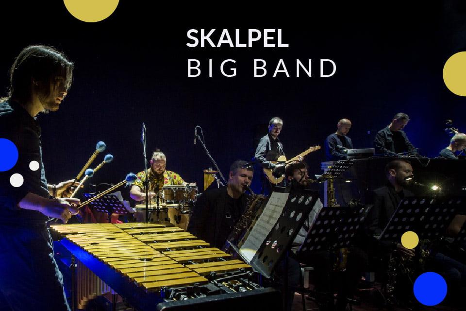 Skalpel Big Band   koncert (Łódź 2019)