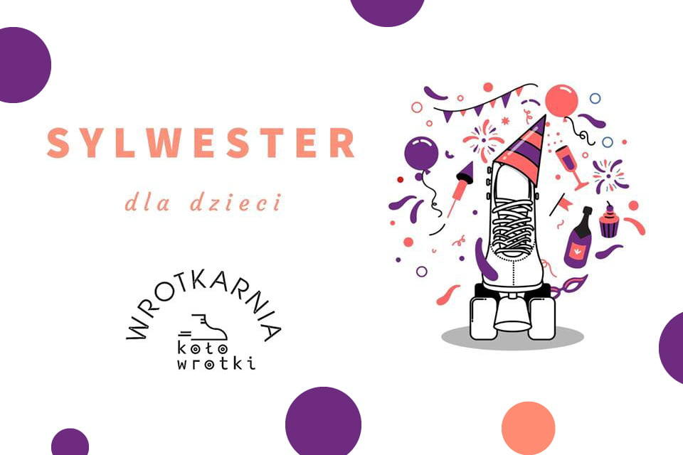 Sylwester dla dzieci w Kołowrotki | Sylwester 2018/2019 w Łodzi