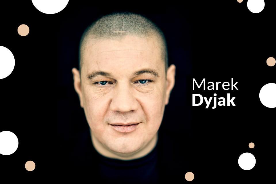 Marek Dyjak   koncert (Łódź 2020)