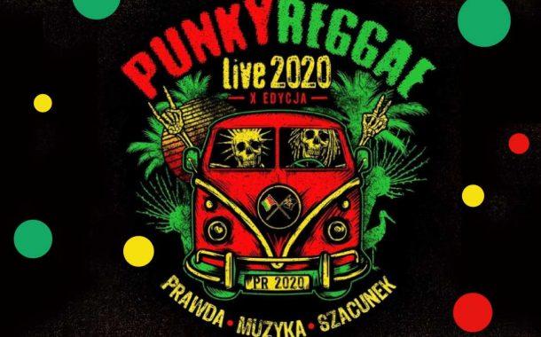 Punky Reggae Live (Łódź 2020)