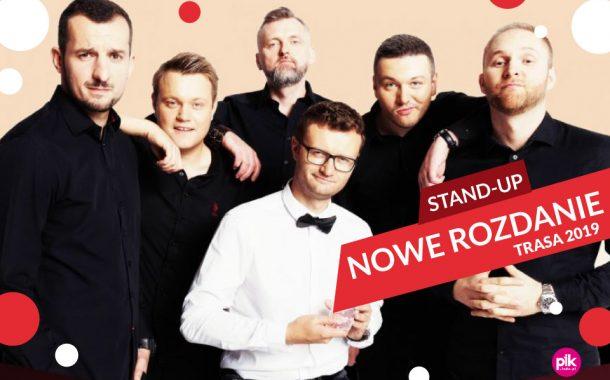 Stand-up Nowe Rozdanie (Łódź 2019)