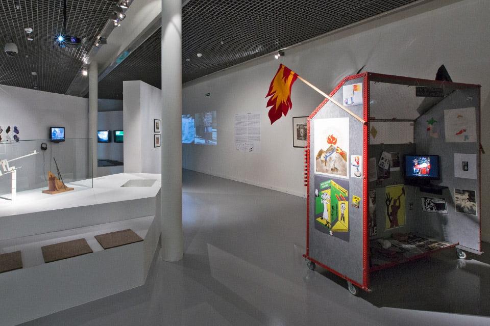 Atlas Nowoczesności. Kolekcja sztuki XX i XXI w. | wystawa stała
