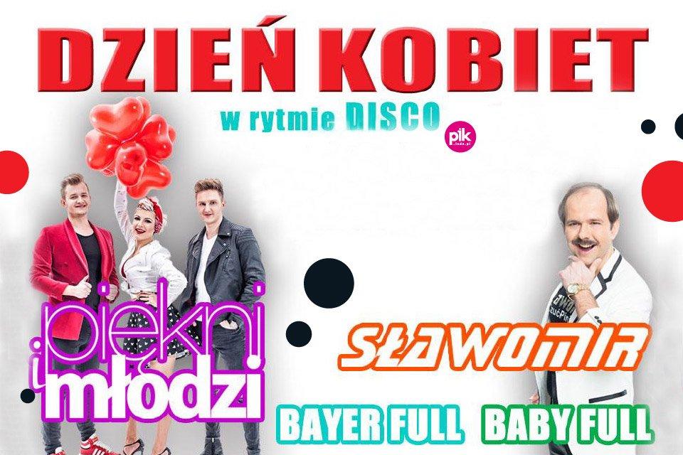 Dzień Kobiet w rytmie disco (Łódź 2019)
