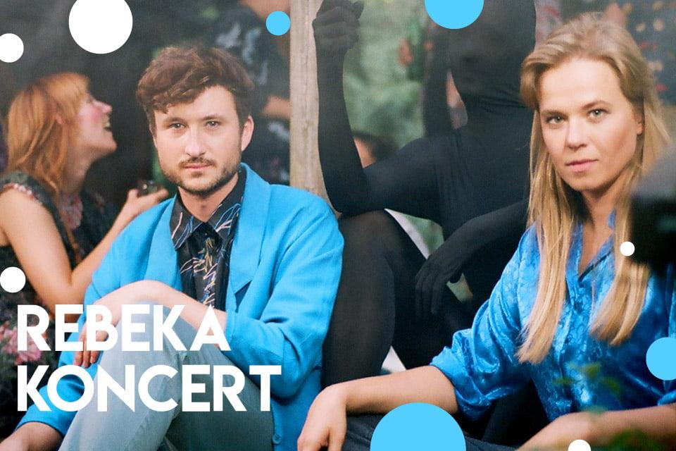Rebeka   koncert (Łódź 2020)