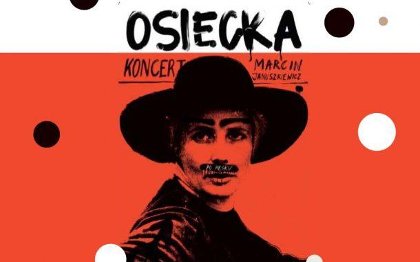 Osiecka po męsku   recital Marcina Januszkiewicza