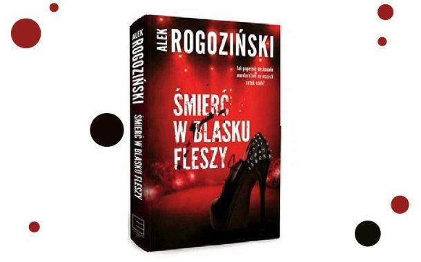 Alek Rogoziński | spotkanie autorskie
