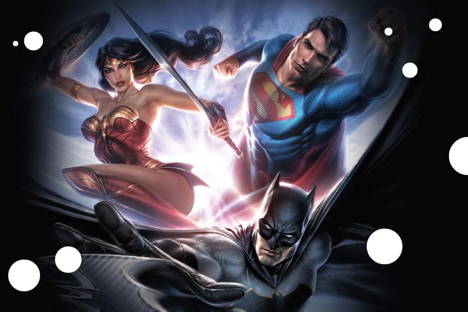 Sztuka DC – Świt Superbohaterów | wystawa