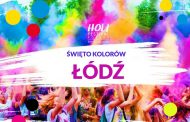 Holi Święto Kolorów w Łodzi - 2020