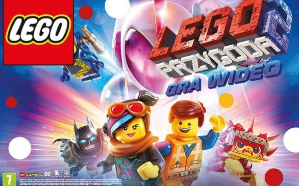 Dzień Dziecka z grami LEGO