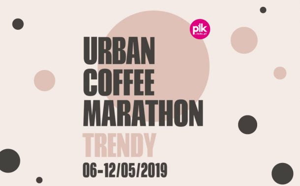Łódź Coffee Marathon – Urban