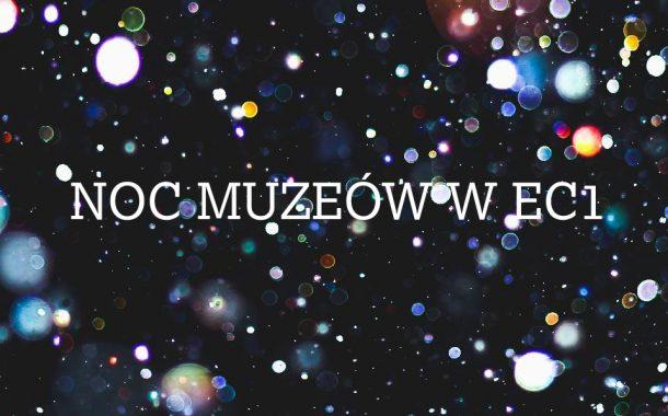 Noc Muzeów 2020 w EC1 Łódź - on-line