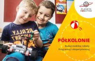 Letnie półkolonie z Planetą Robotów w Łodzi