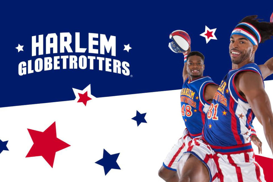 Harlem Globetrotters (Łódź 2020)