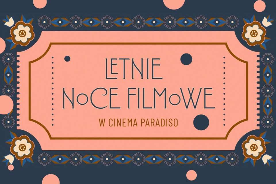 Letnie noce filmowe w Cinema Paradiso