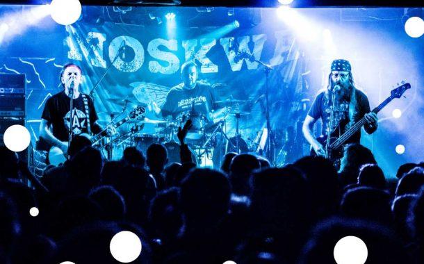 Blitzkrieg - Moskwa | koncert