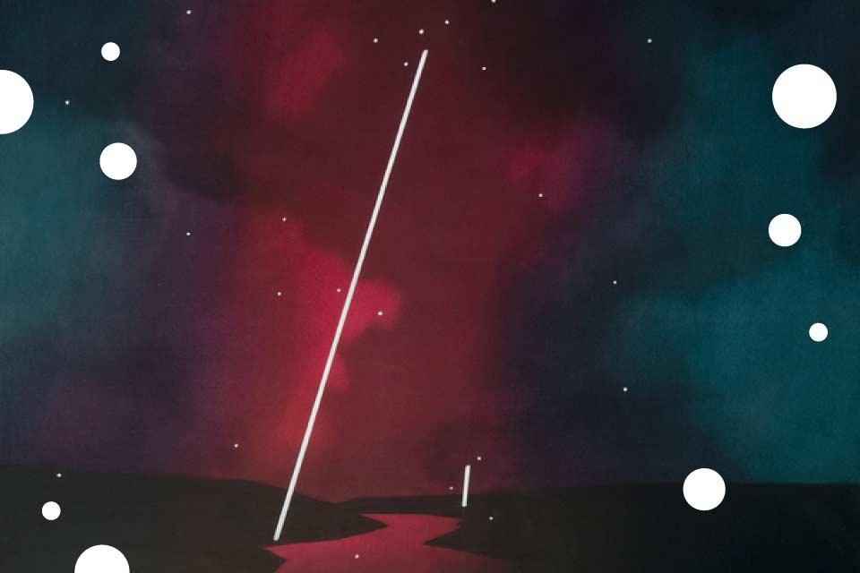 Luminescencje | wystawa Łukasza Patelczyka