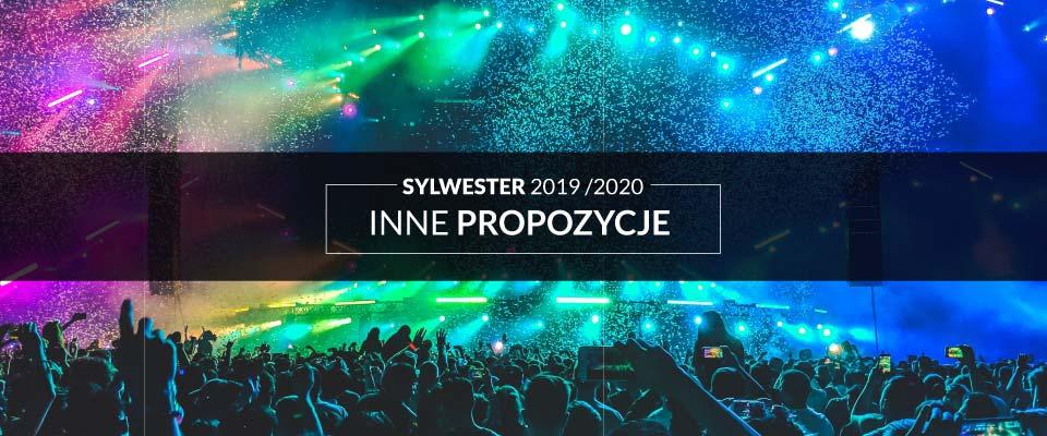 Inne propozycje na Sylwestra w Łodzi