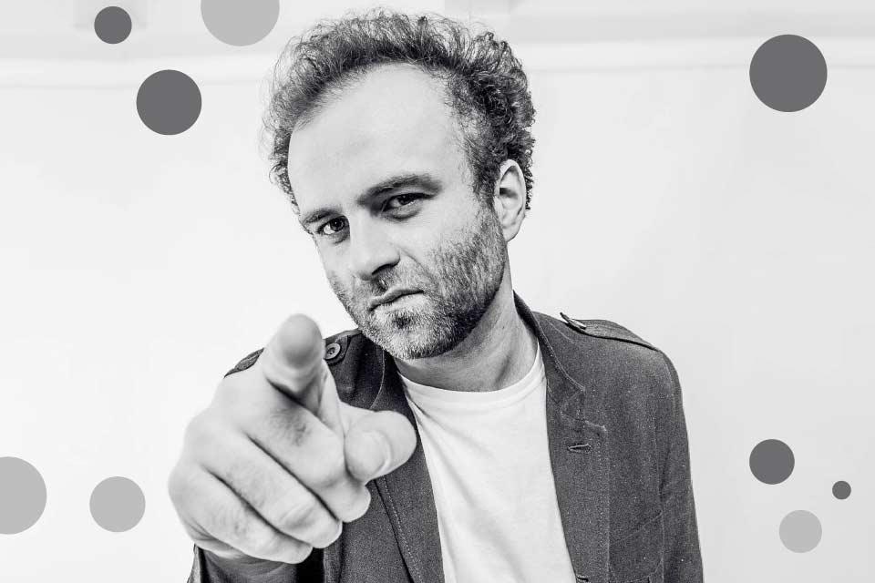 Marcin Zbigniew Wojciech | stand-up