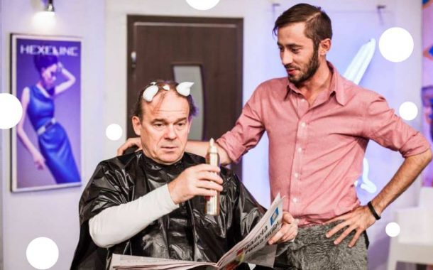 Szalone nożyczki - spektakl Sylwestrowy | Sylwester 2019/2020 w Łodzi