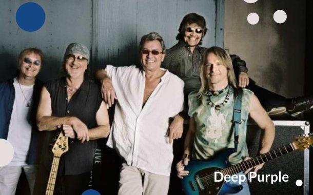 Deep Purple | koncert (Łódź 2022)