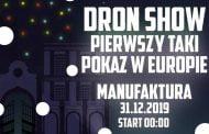 Sylwester w Manufakturze | Sylwester Łódź 2019/2020