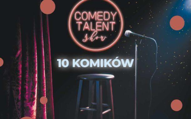 Komik - Comedy Talent Show - Łódź