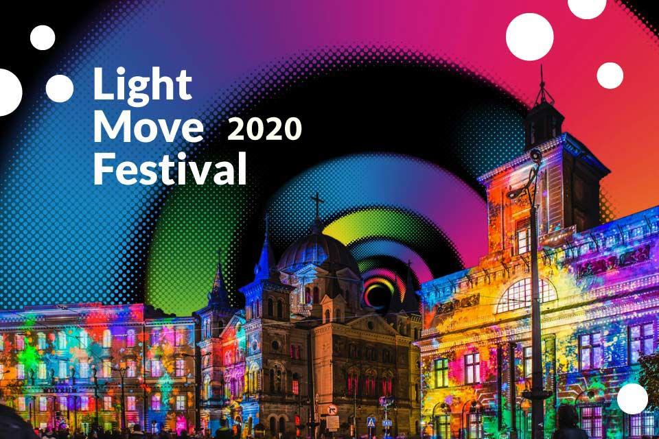 Festiwal Światła w Łodzi 2020