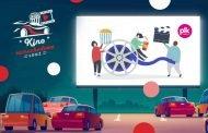 Kino samochodowe w Łodzi