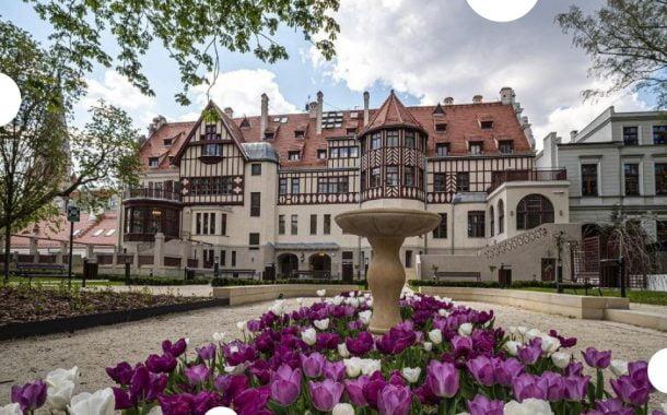 Nocy Muzeów 2020 - Pałac Steinertów w Łodzi - on-line