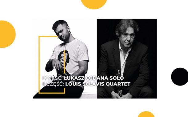 Łukasz Ojdana Solo, Louis Sclavis Quartet | koncert