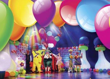 Balonowe Show | widowisko teatralne dla dzieci