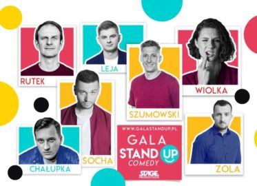 Gala Stand-up Comedy – Łódź