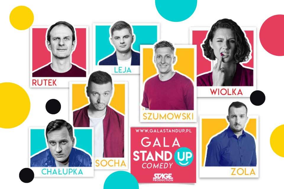 Gala Stand-up Comedy – Łódź