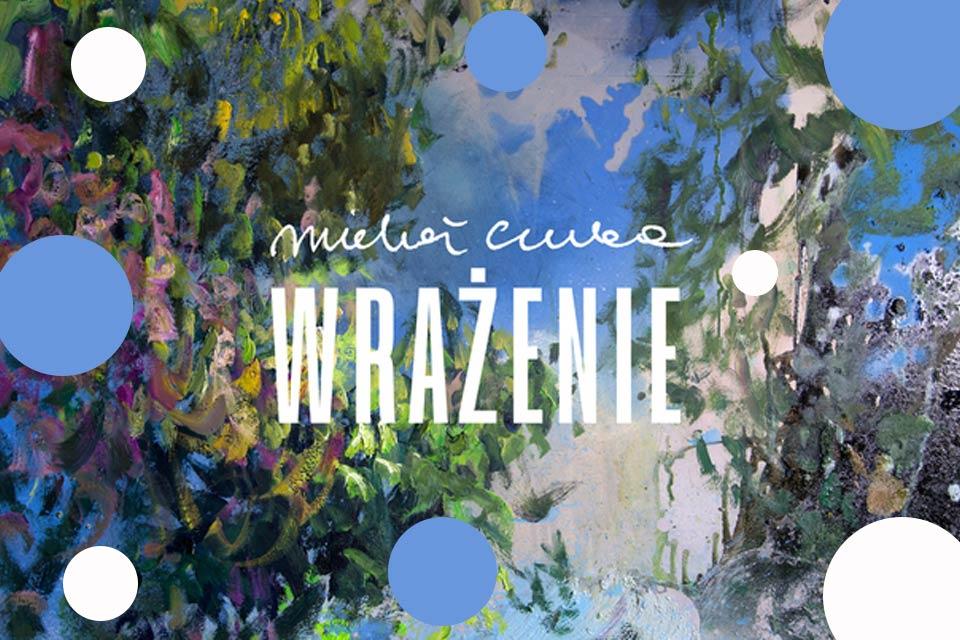 Michał Czuba. Wrażenie | wystawa