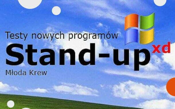 Stand-up Łódź: Młoda Krew - Kołecki, Padlak, Strusiński, Wójtowicz
