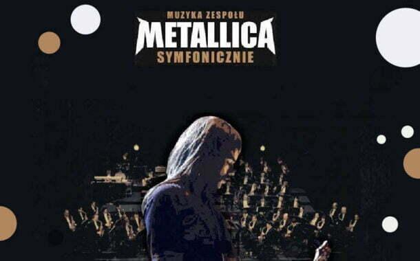 Muzyka zespołu Metallica Symfonicznie   koncert (Łódź 2021)