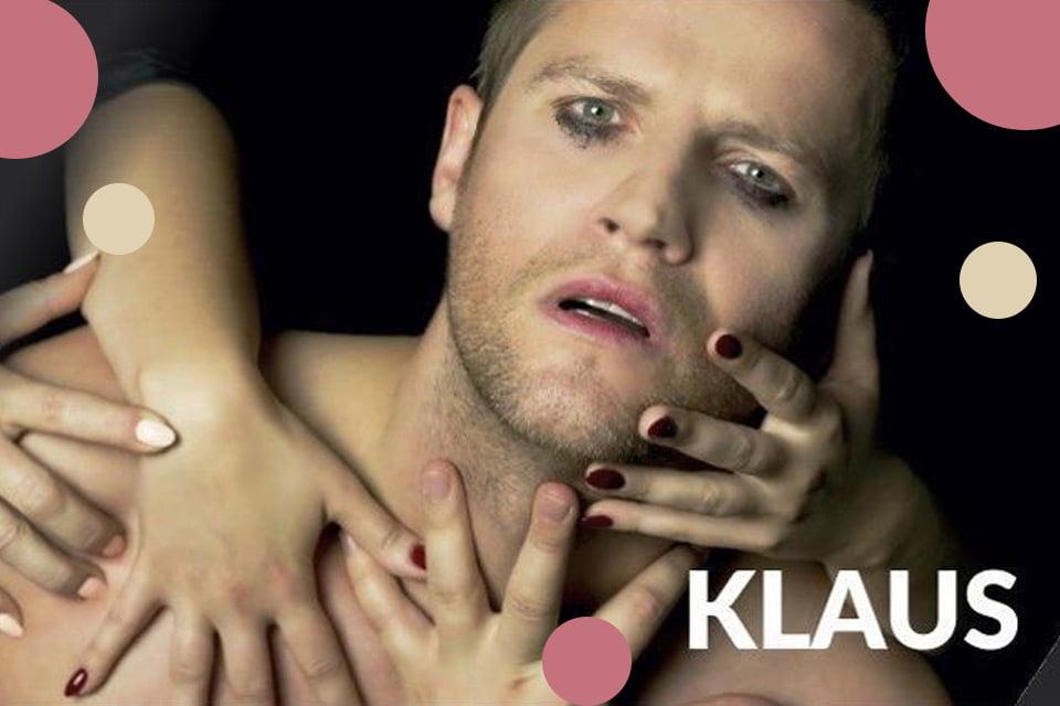 Klaus - obsesja miłości   spektakl