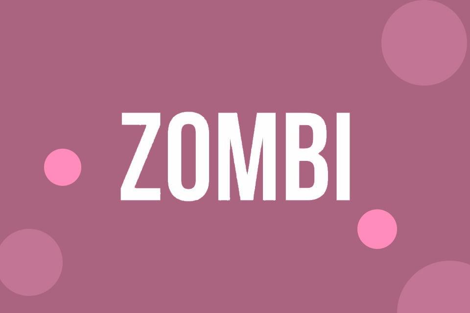 Zombi   spektakl